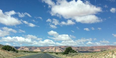Near Kayenta, AZ